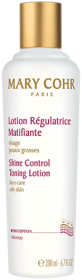 lotion régulatrice matifiante